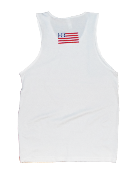 Tank Underwood - White