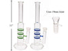 <b>Moji Mellow</b> Glass Water Pipe 2/C, CBX