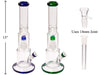 <b>Moji Mellow</b> Glass Water Pipe 2/C,CBX