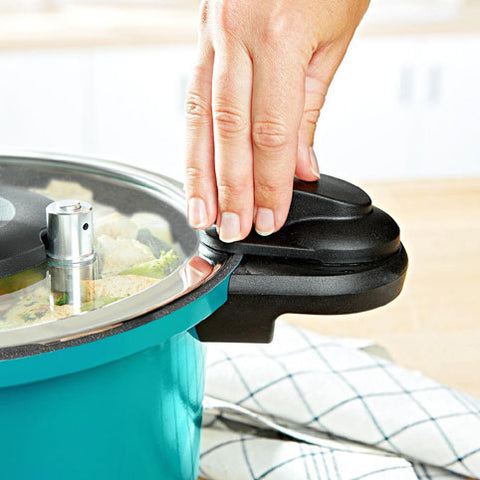 6 QT Energy Saving Non stick Pot