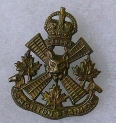 Canadian Cap Badge