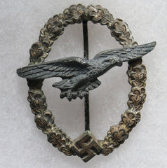 Luftwaffe Glider Pilot badge