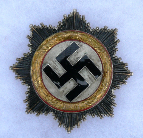 Deutsches Kreuz in Gold