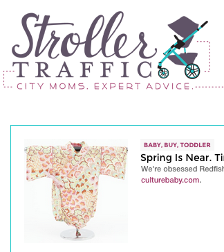 Press from Stroller Traffic - March 2013