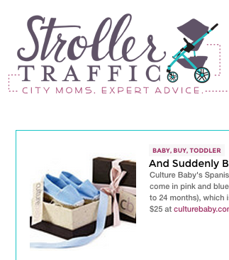 Press from Stroller Traffic - May 2012