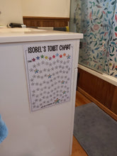 Load image into Gallery viewer, Toilet Training Chart!