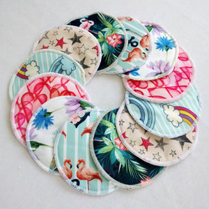 Bamboo Washable Breast Pad Sets