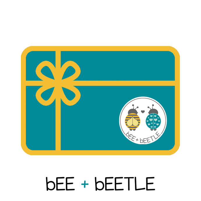 bEE+bEETLE Gift Card