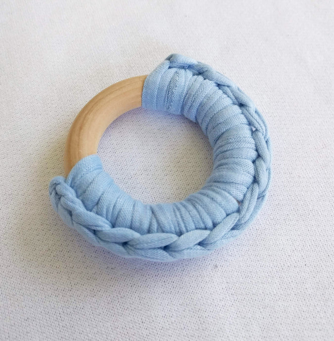 Crochet Teether Rings