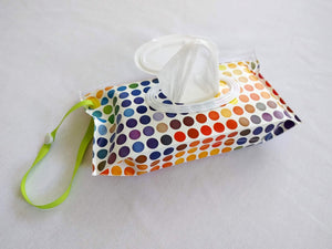 Reusable Wet Wipes Pouch