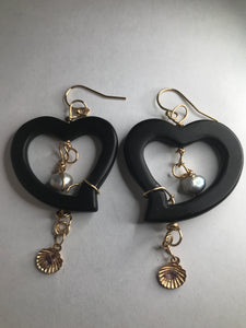 King of Hearts Earrings