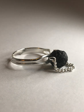 Lava Chain Ring