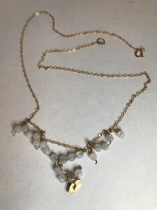 Mischa Moonstone Necklace