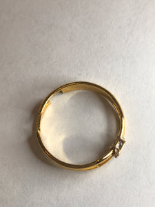 Gold Egypt Ring