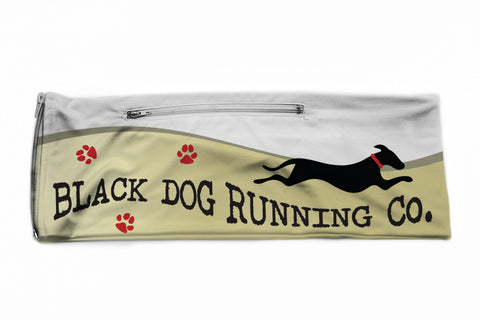 Black Dog Running Fusion Belt