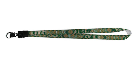 Dublin Jerome Custom Lanyards