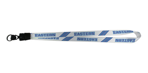 Eastern Stripes Custom Lanyards