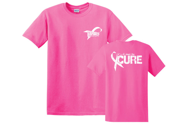 Lithko Cancer Cure T-Shirt