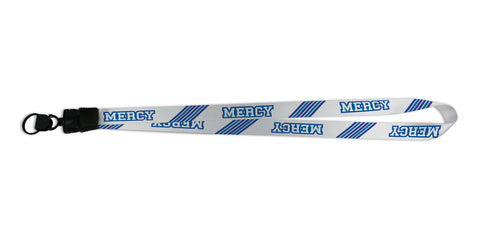 Custom Lanyards Mercy Stripes Online
