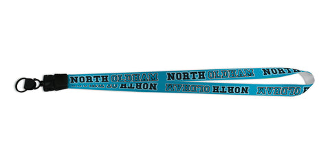 North oldham Custom Lanyards