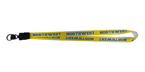 North West Custom  Lanyard