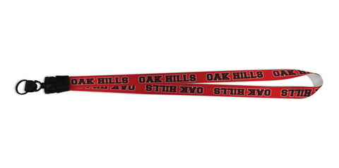 OAK Hills Custom Lanyards