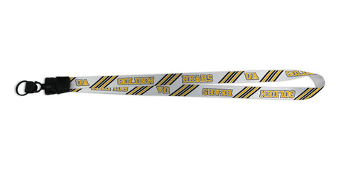 Custom Lanyards Golden Bear