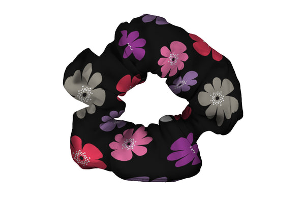 Flower Power Scrunchy (SKU 1095 SCR)