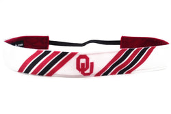 NCAA University of Oklahoma Stripes (SKU 1197)