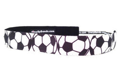 Soccer Balls Black White (SKU 1206)