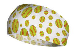 Softballs Yellow Red (SKU 1214 SB)