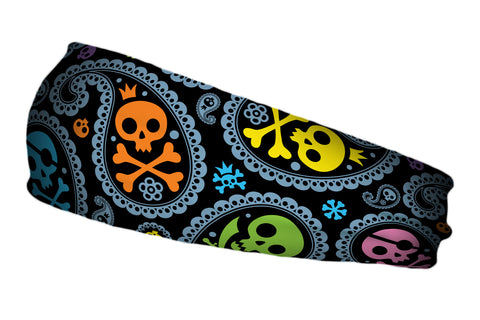 Loudmouth® Jolly Roger Stretch Band (SKU 12500 SB)