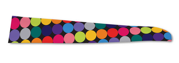 Loudmouth ® Disco Balls Black Tie Back
