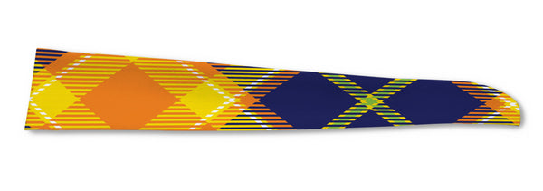 Loudmouth ® PB & Jelly Tie Back