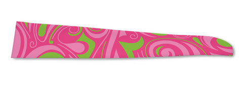 Loudmouth ® Cotton Candy Tie Back