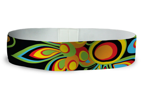 Loudmouth ® Shagadelic Black Loopty Loop