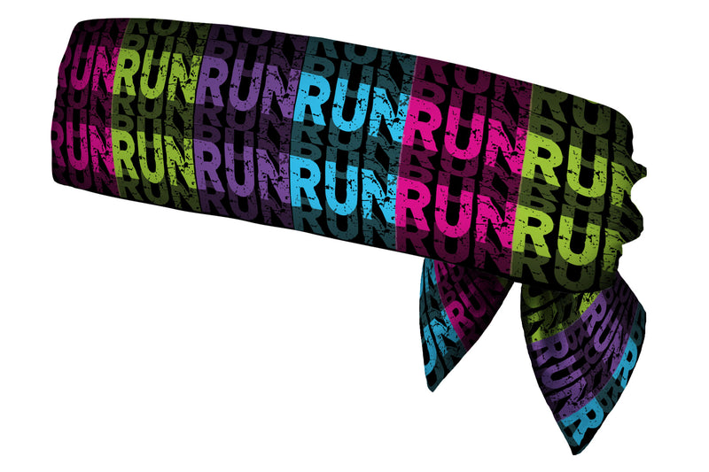 REVERSIBLE Running/Run Run Run Multi Head Tie (SKU 1375 HTB)