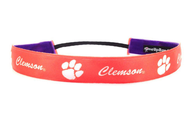 NCAA Clemson University Team Color 2 (SKU 1424)