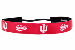 NCAA Indiana University Team Colors (SKU 1434 Solid)