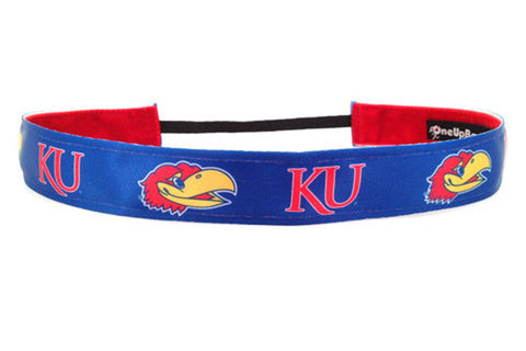 NCAA University of Kansas Team Colors (SKU 1440)