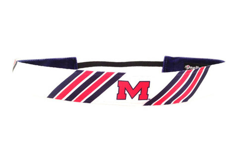 NCAA University of Mississippi Stripes (SKU 1453)