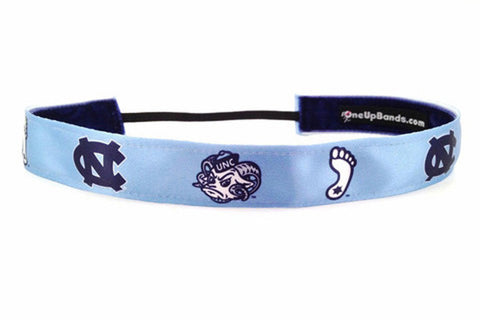 NCAA University of North Carolina Team Colors (SKU 1456 Solid)