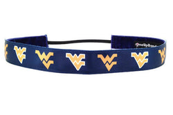NCAA West Virginia University Team Colors (SKU 1475)