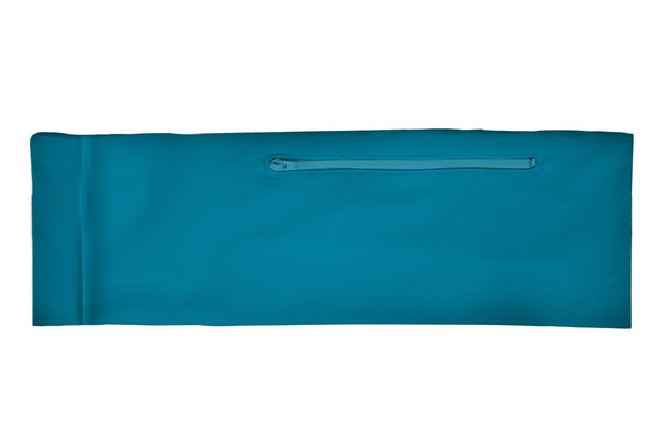 Venture Belt Solid Aqua (SKU 1518 VB)