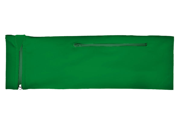 ZIPIT Belt Solid Green (SKU 1526 ZB)