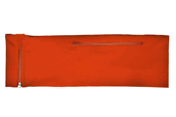 ZIPIT Belt Solid Orange (SKU 1531 ZB)