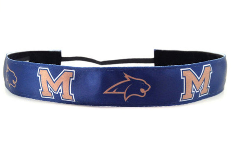 NCAA Montana State University Team Colors (SKU 1558)