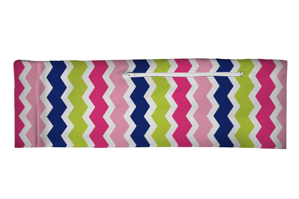 Venture Belt Chevron Multi (SKU 1735 VB)