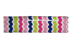 Venture Slim Belt Chevron Vertical Multi (SKU 1735 VSB)