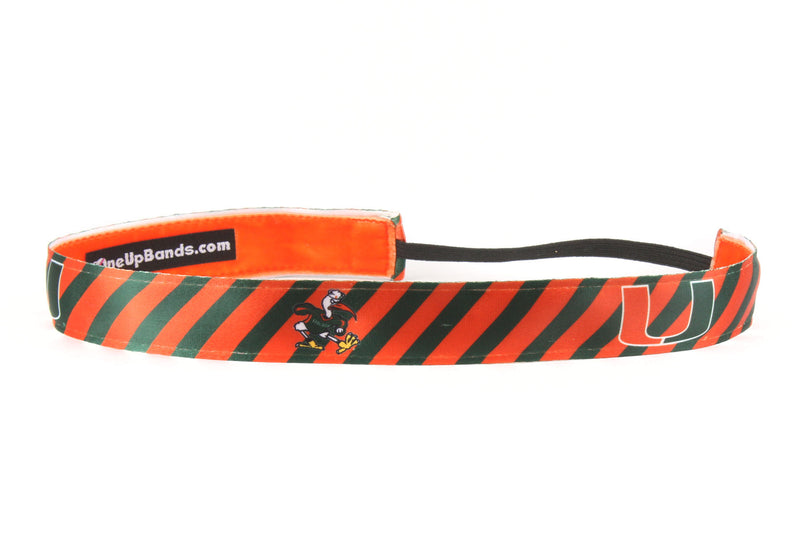 NCAA University of Miami Brella (SKU 1775)